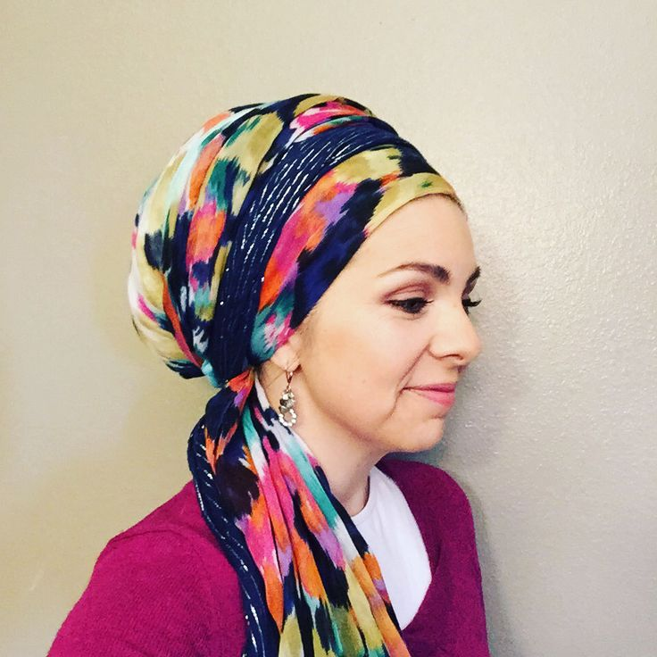 90 best платки images on Pinterest | Head wraps, Head coverings and Hats