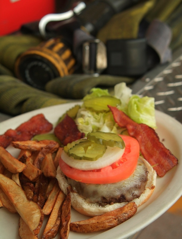 Memphis Fire House Beer Burgers - oh are they ever tasty! Yes Fire Fighters Can Cook! l Dont forget these brave first responders who are there when we need heroes. Treat the fire-fighters at your local station to dinner or dessert and just say THANK YOU.