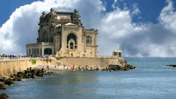 CONSTANTA SITES AND ROMANIAN CULTURE