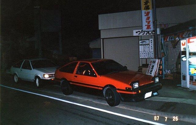 Oldschool Street Racing In Japan With Images Street Racing
