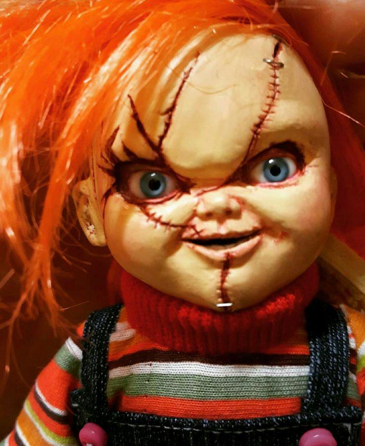 Кукла чаки.