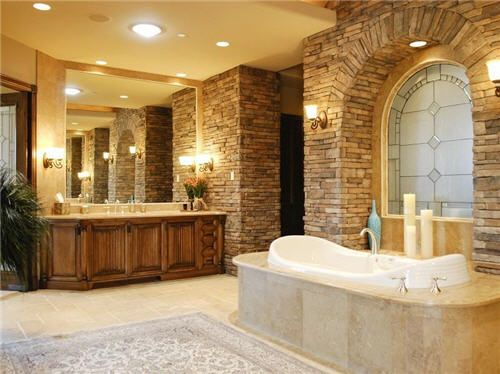 Unique Decor for bath room http://dreaminteriordecor.blogspot.com/2013/08/beautiful-bath-room-decor-design.html