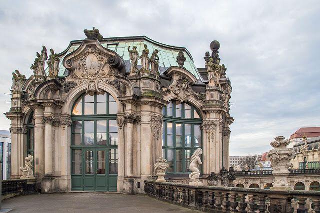 Zwinger – der Inbegriff barocker Schönheit in der Welt!