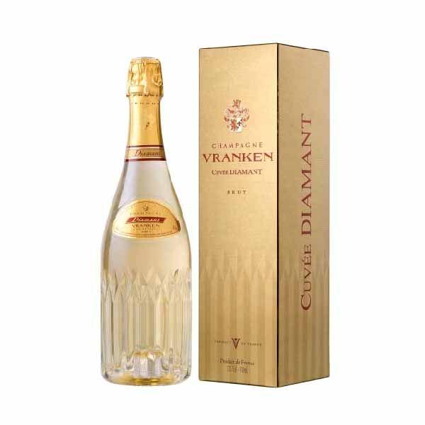 Champagne Vranken Cuvée Diamant