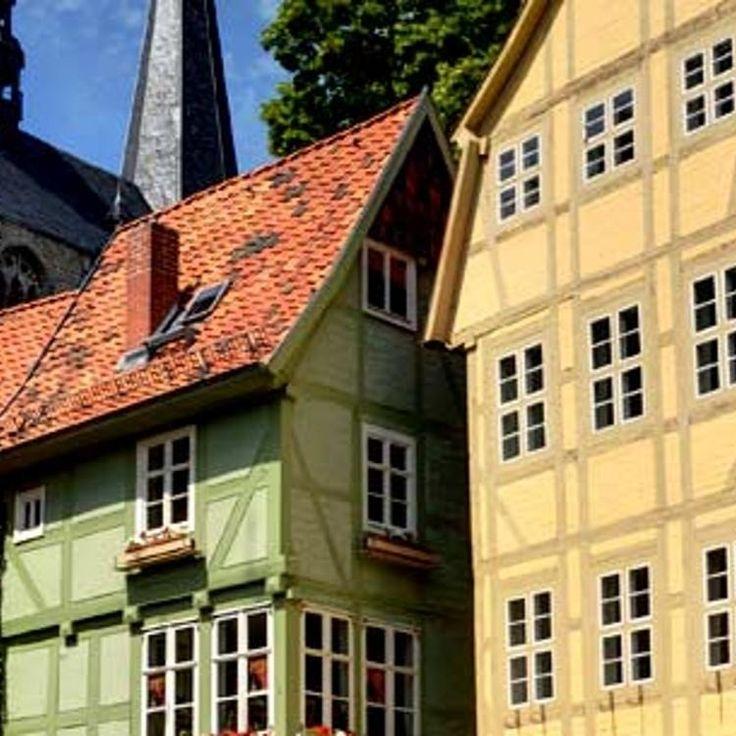 Stiftskirche, Schloss und Altstadt von Quedlinburg ©Quedlinburg-Tourismus-Marketing GmbH