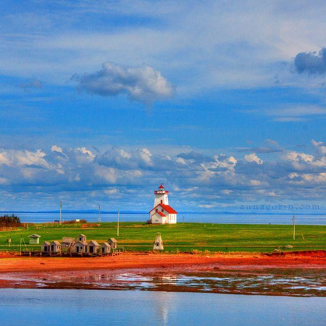 Wood Islands Lighthouse, PEI   Flickr - Photo Sharing!