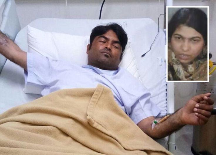 Dendam isteri dahaga kemaluan suami dipotong kerana 10 tahun tak mahu berjimak   Seorang isteri di India memotong kemaluan suaminya selepas lelaki berkenaan enggan mengadakan seks dengannya selama lebih 10 tahun.  kemaluan suami dipotong  Rita Yadav 28 menyerang suaminya Ved Prakash 31 di kediaman mereka di Ghaziabad Uttar Pradesh negeri di utara India Khamis lalu.  Dia mendakwa suaminya enggan mengadakan seks sepanjang 10 tahun daripada 11 tahun perkahwinan mereka dan percaya Prakash…