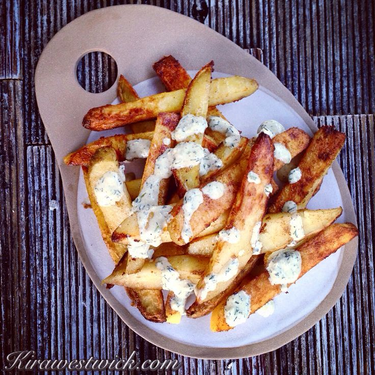 Spiced wedges