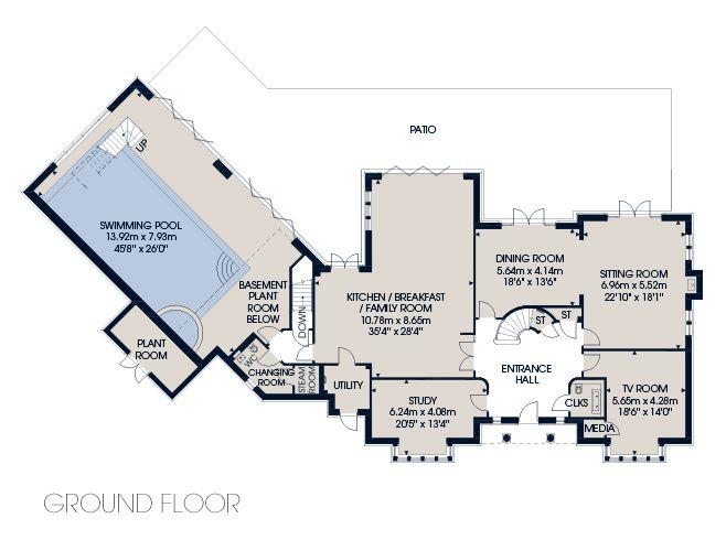 1253 best homes/architecture/design/floorplans images on Pinterest ...