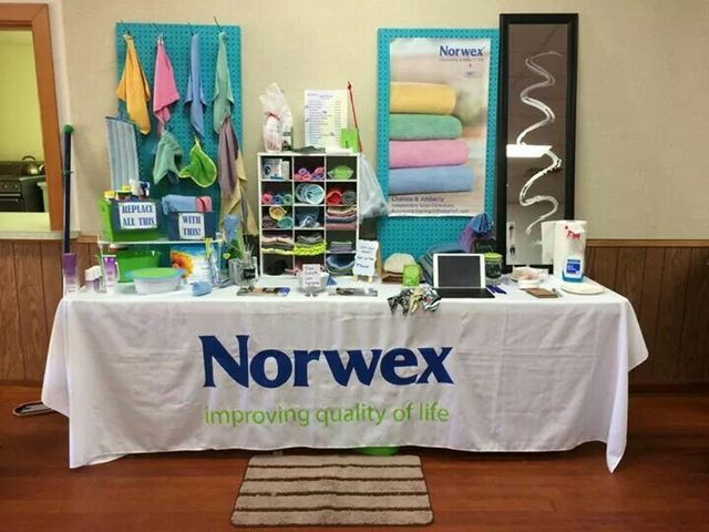89 Best Norwex Display Booth Ideas Images On Pinterest