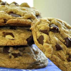 "Scrambled Henfruit: ""The Chewy"" Chocolate Chip Cookie"