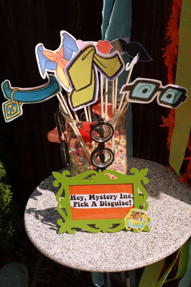 Scooby Doo Birthday Party Ideas   Photo 43 of 66   Catch My Party
