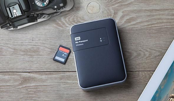 WD Wireless Passport | 10 Essential Travel Tips | No More Ugly Blog