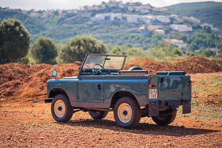 1966 Land Rover Defender 88 (Series IIA) | eBay Motors, Cars & Trucks, Land Rover | eBay!