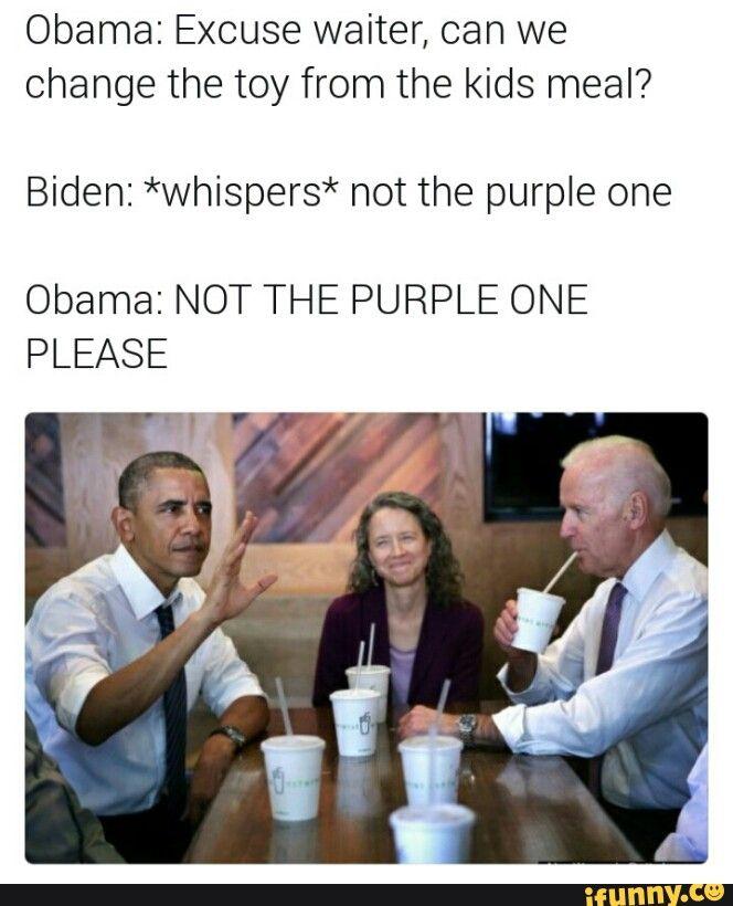 Obama - Biden memes