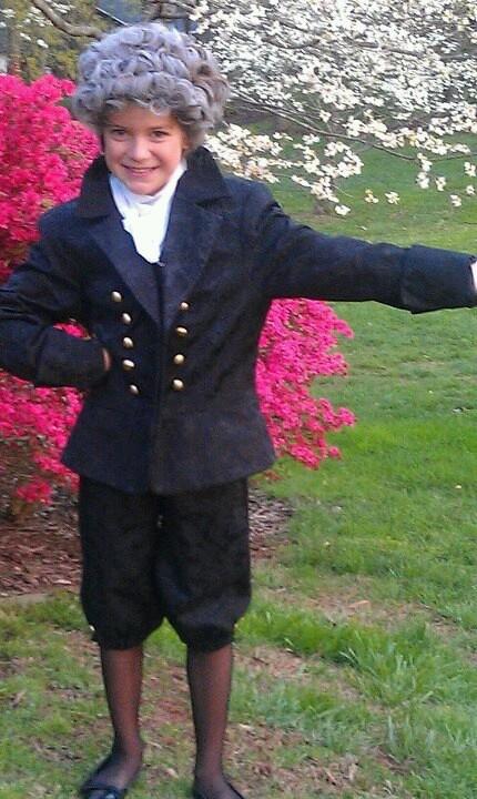 Thomas Jefferson | Costumes | Pinterest | Thomas jefferson ...