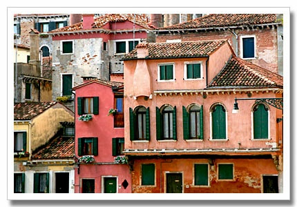 poster doors windows of italy | prints posters venice italy colors of cannaregio i venice italy art ...