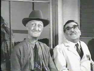 Andy Griffith Show: Burt Mustin and Howard McNear - Sitcoms Online ...