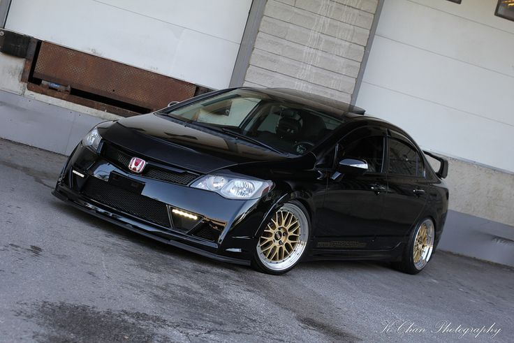 JDM front, Mugen RR bumper with DRLs (RR.Stance) The OFFICIAL JDM Conversion Crew~~ - Page 393 - 8th Generation Honda Civic Forum