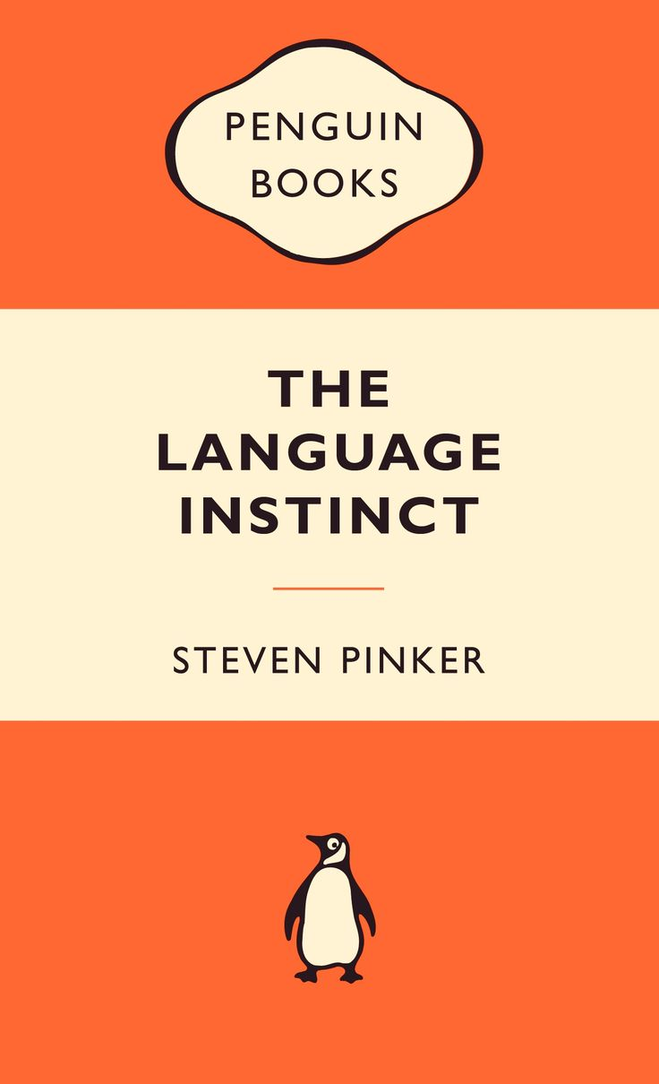 Steven Pinker - The Language Instinct