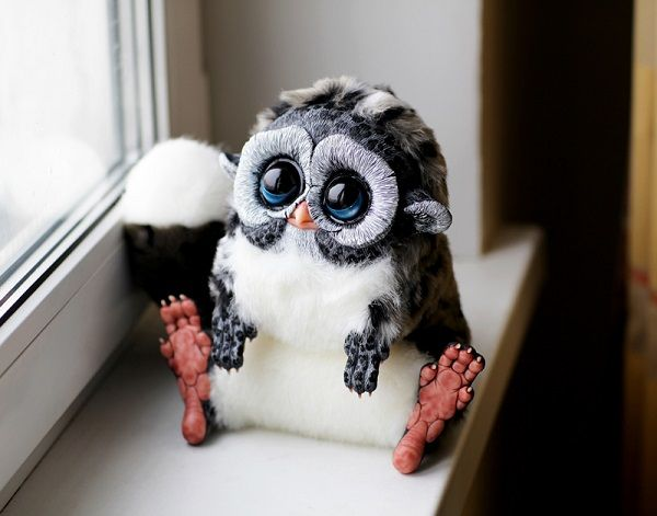 These Adorable Fantasy Animal Dolls Will Make You Go 'Aww' - DesignTAXI.com
