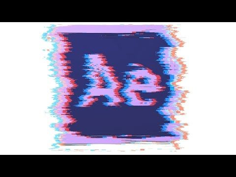 How to Glitch Your Videos!! | After Effects Tutorial - YouTube