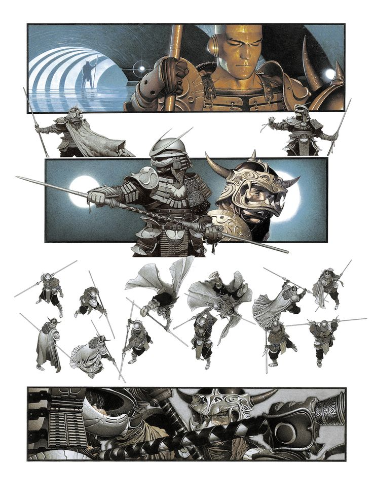 WHERE ARE THESE PAGES?... — TRAVIS CHAREST ART