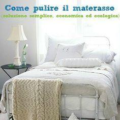 Share Tweet + 1 Mail Ecco un'altra soluzione facile e sana per casalinghe eco-disperate!I materassi vanno puliti almeno ogni 3 mesi per eliminare gli ...