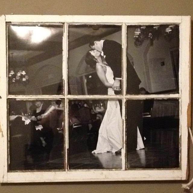 """Great for any photo.  Most photo shops like Adobe let you """"tile"""" print one photo into several sections so you can have one 8 x 10 for each window pane--yet have one huge photo when done!"""