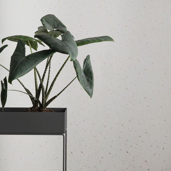 Ferm Living black plant box