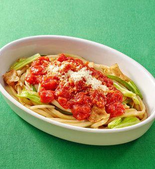 新潟名物イタリアン風トマトソースかけ焼うどん | 冷凍うどんレシピ | テーブルマーク株式会社