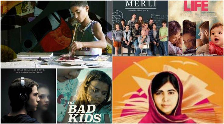 13 películas, documentales y series sobre educación que puedes ver en Netflix