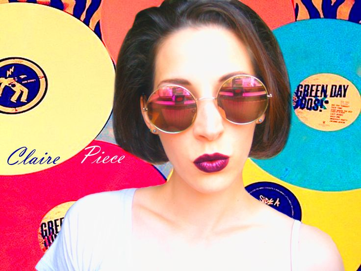 The 90's are back... #90s #sunglasses #trend #TrendingNow #cd #pop #fashion #glamour