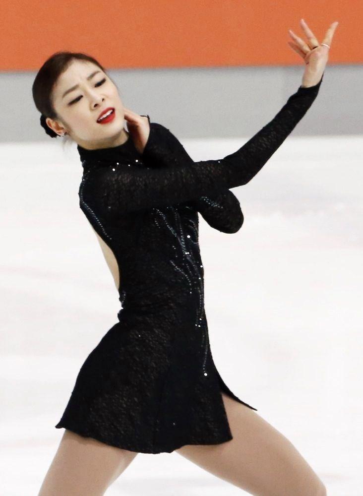 Yuna Kim Golden Spin of Zagreb