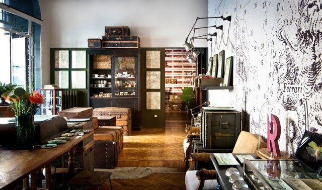 Raw Milan Shop | Super schöne Dingeladen Milan