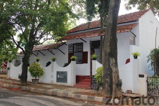DYU Art Cafe 3, MIG, KHB Colony, Near Mangala Kalyana Mantapa | 8th Block, Koramangala, Bangalore 560095, India