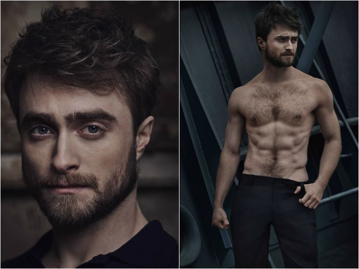 Daniel Radcliffe Is Thankful To Be 'Rear of the Year'