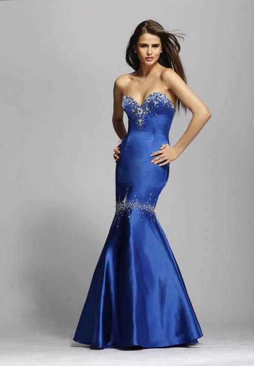 1000+ ideas about Royal Blue Bridesmaids on Pinterest ... - photo#20