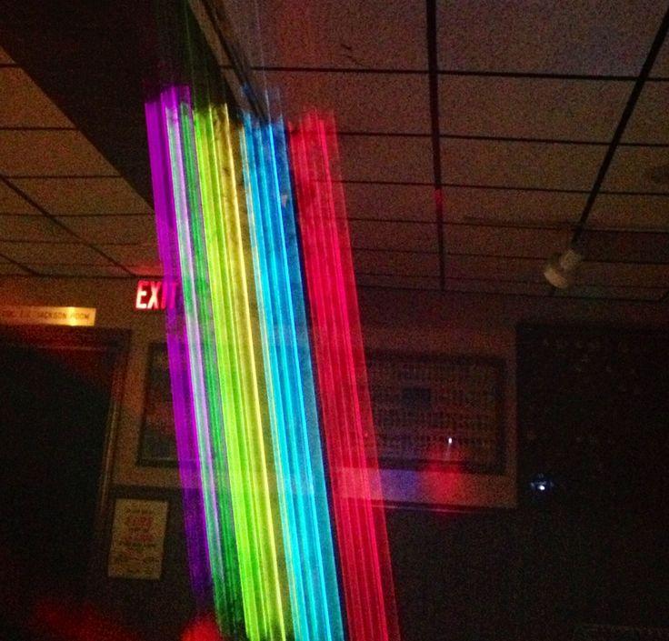 Laser at a fund raiser I did