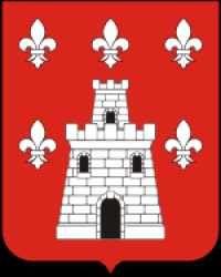 Nioaque, Brasão de Armas do Conde de; - Manuel Antônio da Rocha Faria