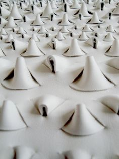 Fabric Manipulation - innovative textiles design with unusual woven structure & 3D textures // Marta Mantovani