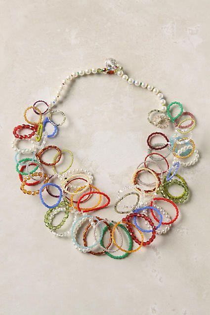 Spectrum Frenzy Necklace