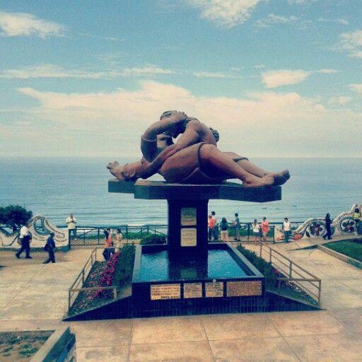 Love's Park in Lima.