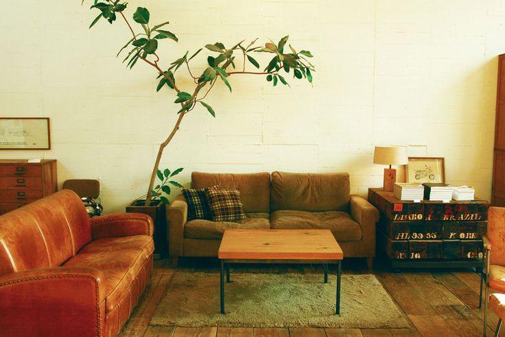 TRUCK | オリジナル&セレクト家具 | 大阪市旭区 | インテリアショップガイド