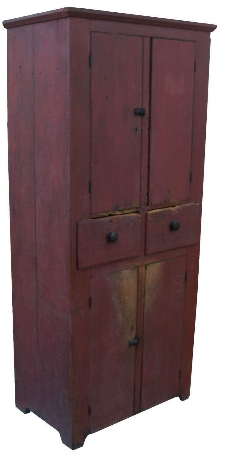 Louisiana cypress swings amp things inc - Early 19th Century Pennslyvania Four Door Storage Cupboard Circa 1840