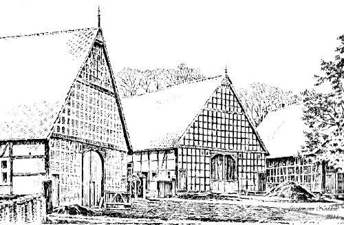 WENDLAND: Rundlingsdorf im Wendland