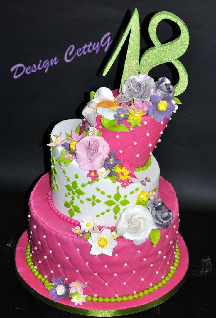 Oltre 25 fantastiche idee su torte di compleanno ragazza for 30 x 40 piani di garage con soppalco
