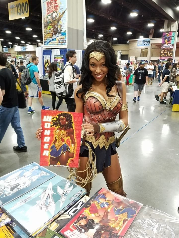 "Wonder Woman by Cutiepiesensei Cosplay "" It's about what you believe in. And I believe in Love."" Cosplayer  instagram / facebook  / tumblr Photo by @idruthat Get the comics here  [Follow..."