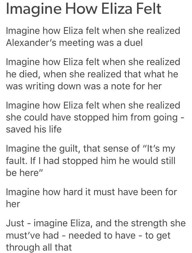 Eliza is a freaking superhero