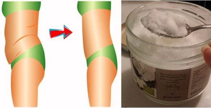 What Eating Just 2 Tablespoons of Coconut Oil Does to Your Body Weight and Stubborn Belly Fat
